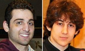 The Tsarnaev Brothers. One dead, one in custody.